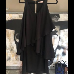 Mara Hoffman layered slip dress